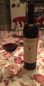 Farnito (Tuscan red wine 2009)